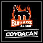 Logotipo Burritos México Coyoacán