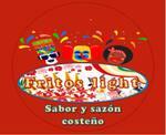 Logotipo Fritos Ligth (Sazon & Sabor Costeño)