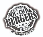 Logotipo Mr Cow Burgers