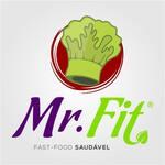 Logotipo Mr Fit Fast Food Saudável