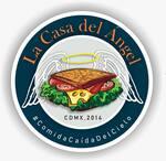 Logotipo La Casa del Ángel