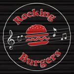 Logotipo Rocking Burgers Iman