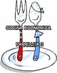 Logotipo Cocina Economica Parrillita 2