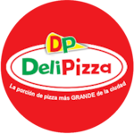 Logotipo Delipizza (Paraiso)
