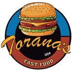 Logotipo Torana's Fast Food