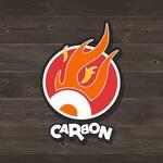 Logotipo Carbon Burger and Ribs
