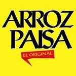 Logotipo Arroz Paisa El Original #1