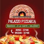 Logotipo Pizzaria Palazzo