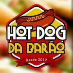 Logotipo Hot Dog da Barão