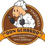 Logotipo Barbacoa Don Gerardo