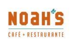 Logotipo Noah's Café e Restaurante