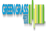 Logotipo Green Grass Santa Fe