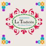Logotipo La Tradición Comida Mexicana