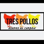 Logotipo Tres Pollos (suc. Centro)