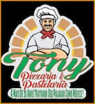 Logotipo Tony Pizzaria & Pastelaria