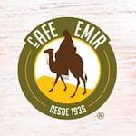 Logotipo Café Emir San Jose