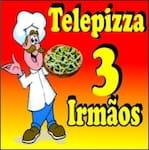 Logotipo Tele Pizza 3 Irmaos
