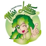 Logotipo Vegan Miss Lettuce