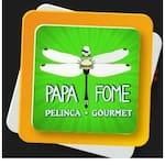 Logotipo Papa Fome Lanchonete e Pizzaria