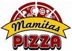 Logotipo Mamitas Pizza
