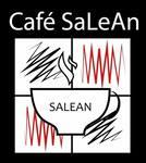 Logotipo Cafeteria Salean