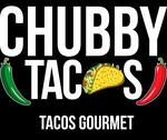 Logotipo Chubby Tacos Heroes