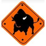 Logotipo Buffalo Lanches e Açaí