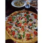 Logotipo Erickos Pizzeria