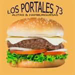 Logotipo Los Portales 73