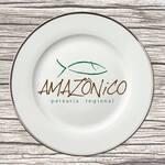 Logotipo Amazonico Peixaria Regional