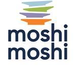 Logotipo Moshi Moshi Arcos Bosques