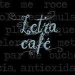 Logotipo Letra Café