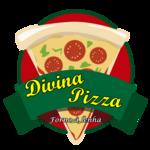 Logotipo Divina Pizza