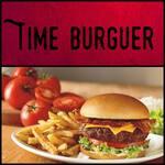 Logotipo Time Burger