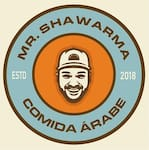Logotipo Mr. Shawarma