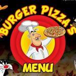 Logotipo Burger Pizza´s