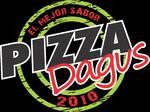 Logotipo Pizza Dagus