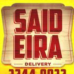 Logotipo Saideira Delivery