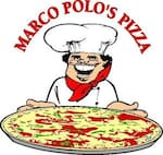 Logotipo Marco Polo´s Pizza