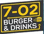 Logotipo 7-02 Burger & Drinks