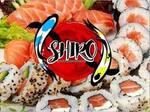 Logotipo Shiro Sushi