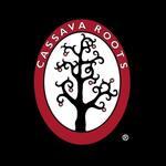 Logotipo Cassava Roots Aguilas