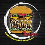 Logotipo Ohana Burguer