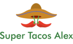 Logotipo Súper Tacos Alex