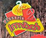 Logotipo Pizzaria 2 Irmãos