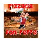 Logotipo Pizzaria Don Peppe