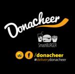 Logotipo Donacheer Smash Burger