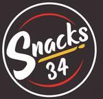 Logotipo snacks 34