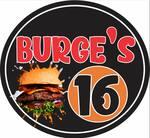 Logotipo Burguer's 16