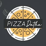 Logotipo Pizza Datha 1992
